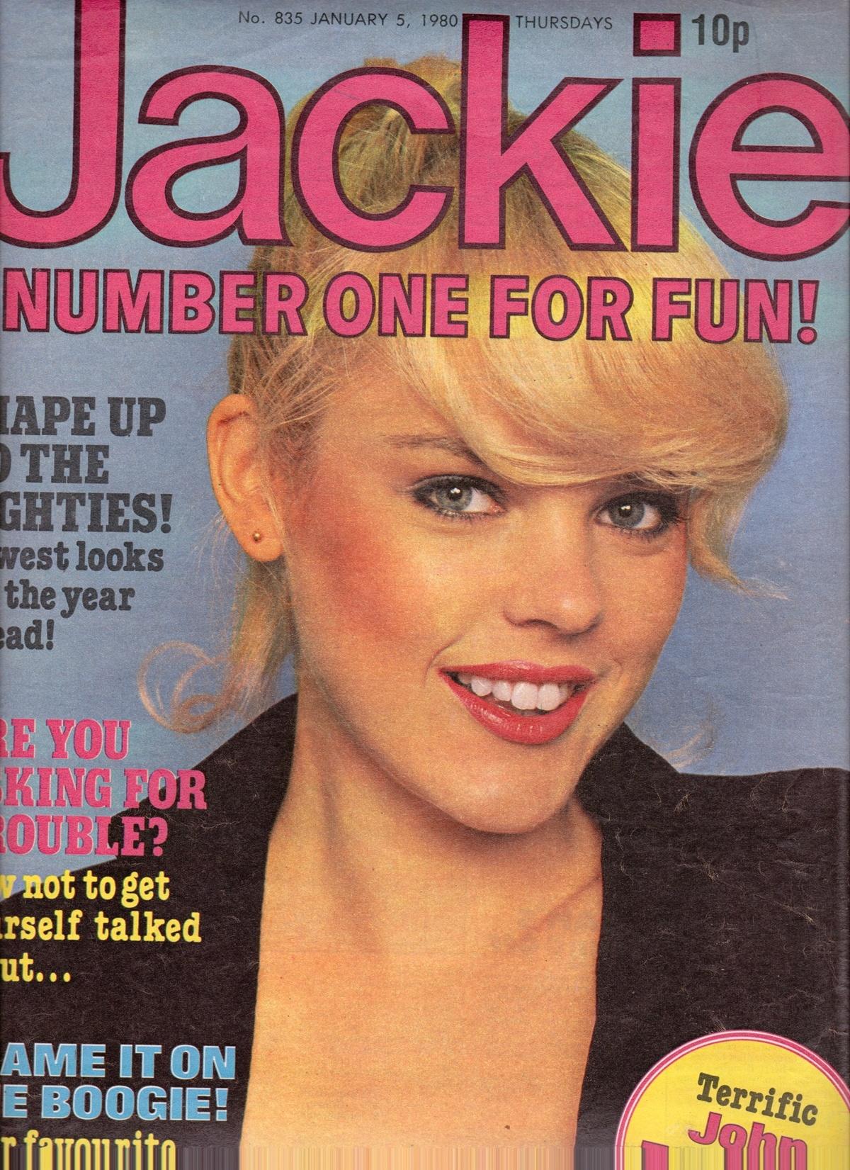 Julie Kerr Jackie Cover